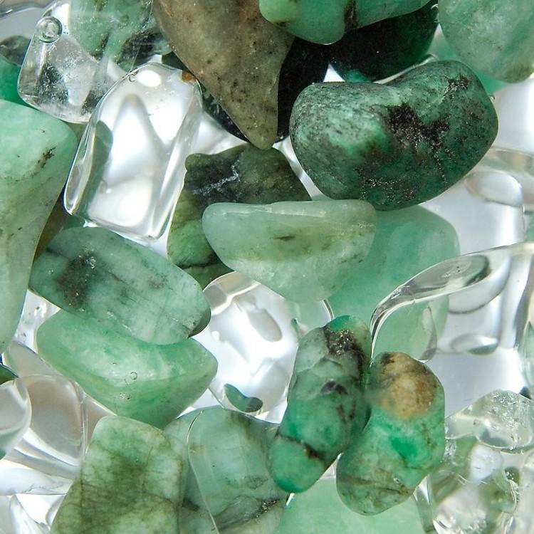 Smaragd - Křišťál