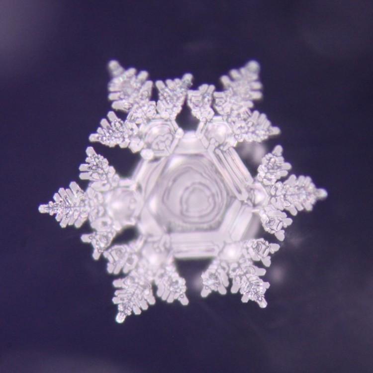 Krystal vody Vášeň