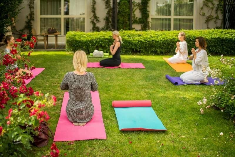 Global Wellness Day v hotelu Mandarin Oriental Praha