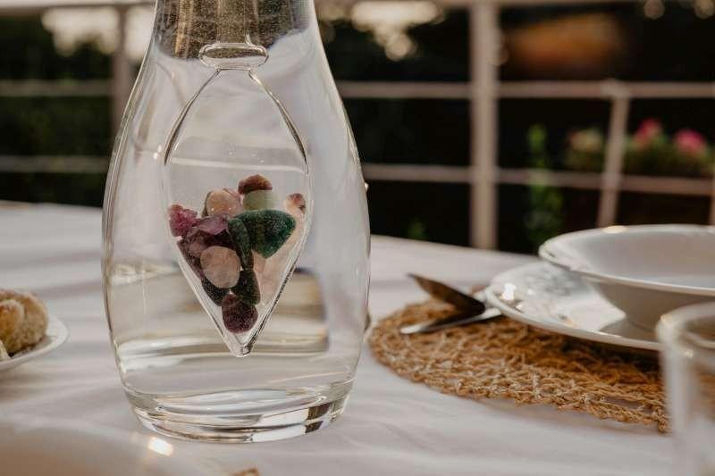 Drahokamová fiola | směs Krása