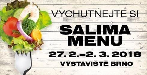 SALIMA Brno 27.2.-3.2.2018