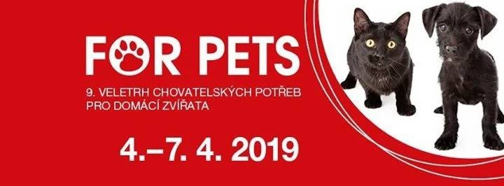 FOR PETS 4. - 7.4. 2019